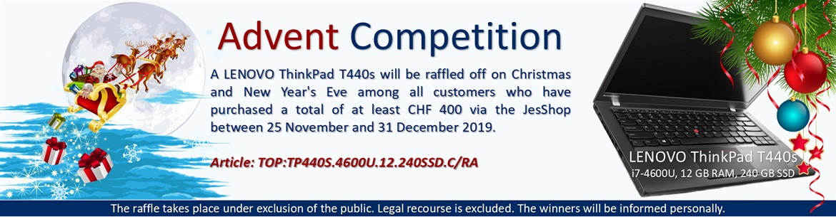 Jes Computers - Advent Competition