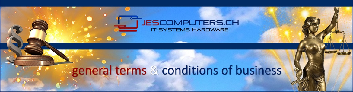 Jes Computers - Information about our offer and cooperation