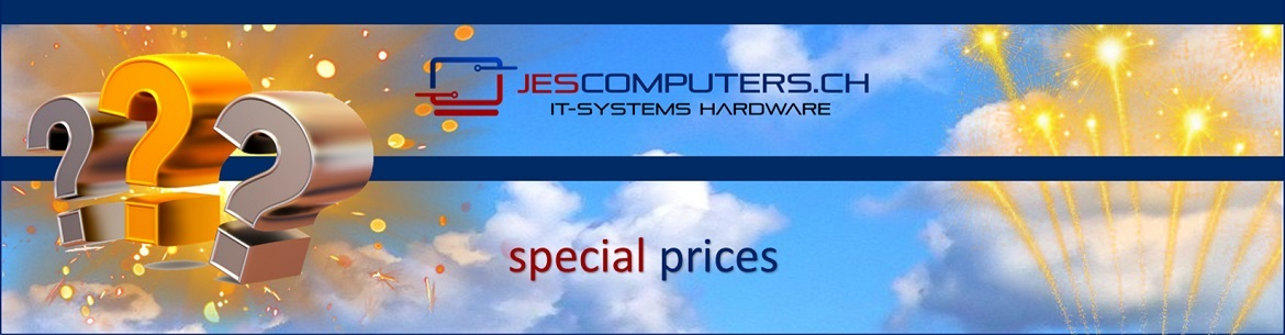 Jes Computers price lists - pricing for each customer segment