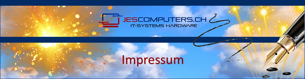 Jes Computers - Impressum