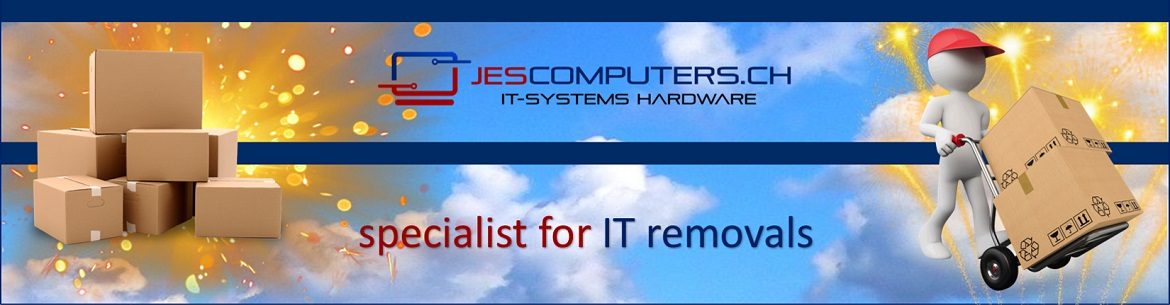Jes Computers takes care of the relocation of your notebooks, computers and monitors from A-Z