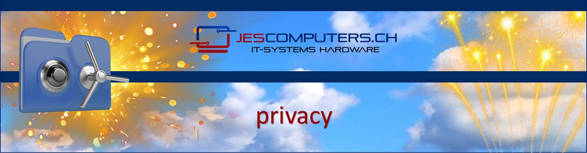 Privacy at Jes Computers