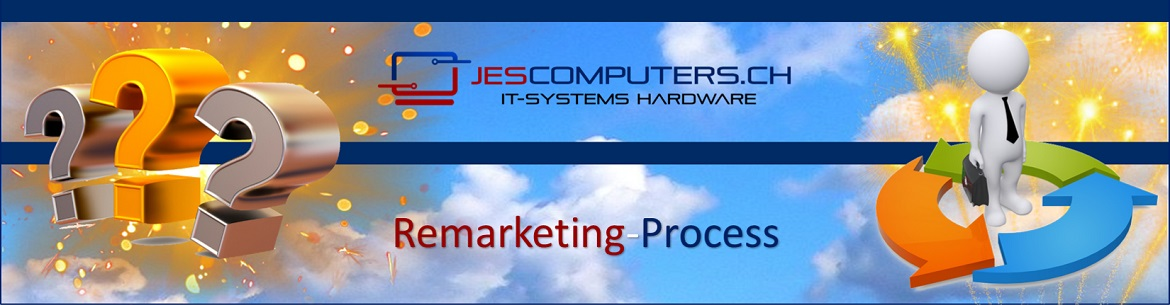 Jes Computers - Processo di Remarketing