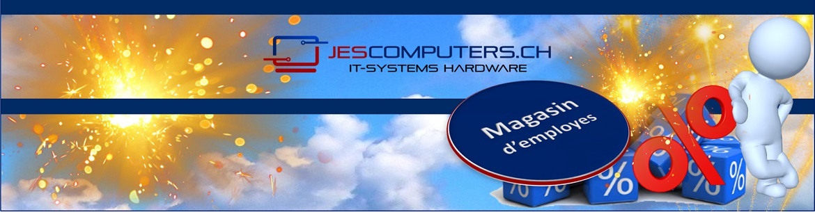 Jes Computers - Magasin d'employés