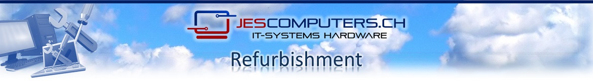 Jes Computers revises your IT hardware and repairs it for reus